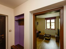 Purple apartment nr. 4 - entrance hall